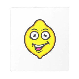 Sweet Lemon Notepad