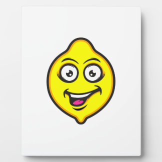 Sweet Lemon Plaque