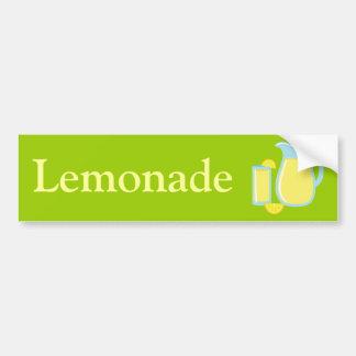 Sweet Lemonade Bumper Sticker