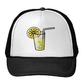 Sweet lemonade trucker hats