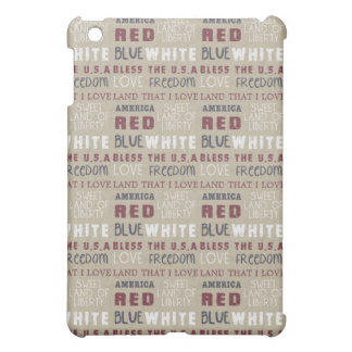 Sweet Liberty Speck® Fitted™Hard Shell iPad Case