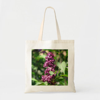 Sweet Lilac Tote Bags