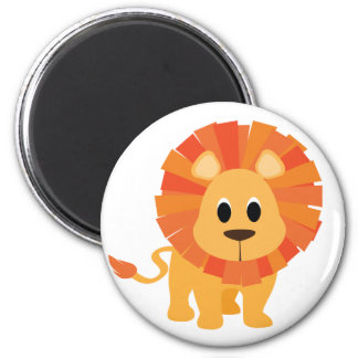 Sweet Lion Fridge Magnets