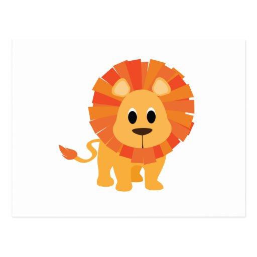 Sweet Lion Postcards