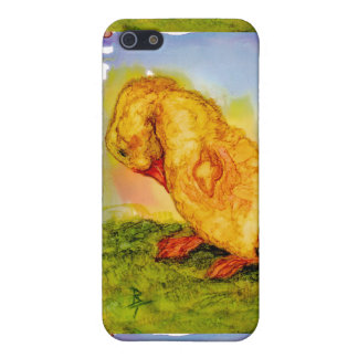 Sweet Little Baby Chick Case For The iPhone 5