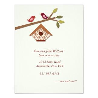 Sweet Little Birds New Address Announcement