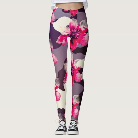 sweet little camo womens leggings