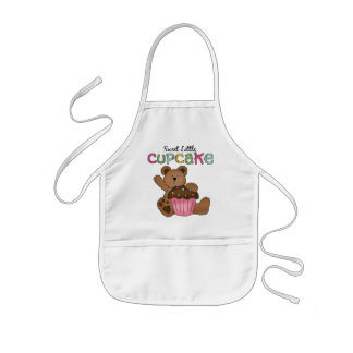 Sweet Little Cupcake apron