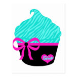 Sweet Little Cupcake Post Cards