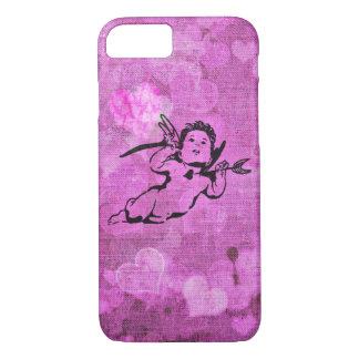 sweet little cupid, purple iPhone 7 case