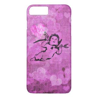 sweet little cupid, purple iPhone 7 plus case