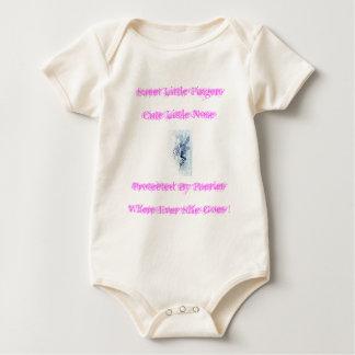 Sweet Little Fingers Fairy Baby Bodysuit