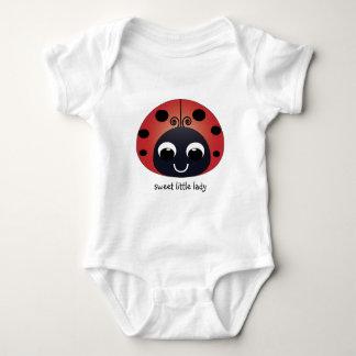 Sweet Little Lady Baby Bodysuit