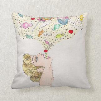 Sweet Little Lies Cushion