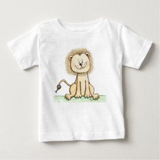 Sweet Little Lion Baby Toddler T shirt