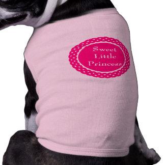 Sweet Little Princess Fur Baby Cute Shirt