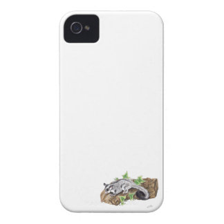 Sweet Little Sugar glider Joey Case-Mate iPhone 4 Cases