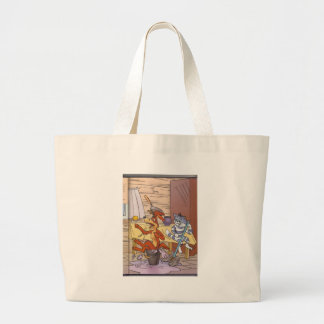sweet live 3 jumbo tote bag