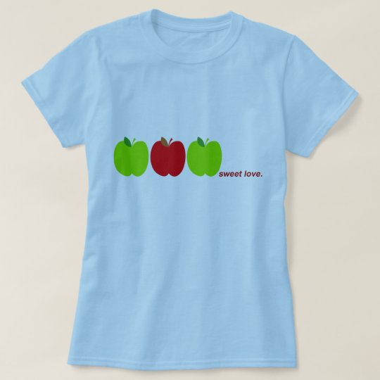 sweet love apples T-Shirt