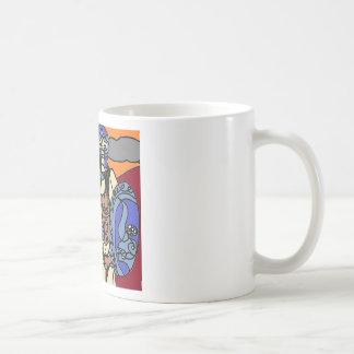sweet love basic white mug