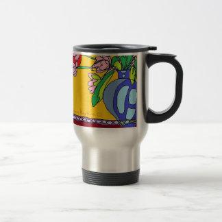 sweet love stainless steel travel mug