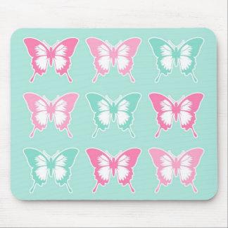 Sweet Luxury Mousepad - Butterflies