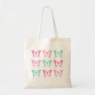 Sweet Luxury Tote Bag - Butterflies