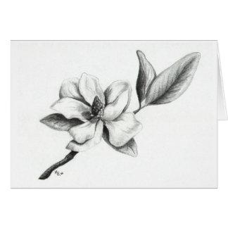 Sweet Magnolia Card