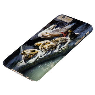 Sweet Mama Duck and Ducklings iphone 6 Plus Case