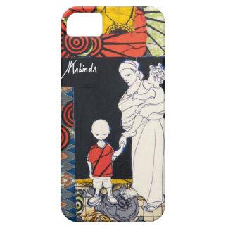 Sweet mama' S dress III by J. Kabinda iPhone 5 Case