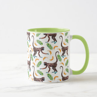 Sweet Monkeys Juggling Bananas Mug