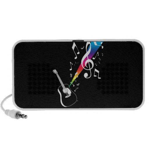 Sweet Music Doodle Mini Speakers
