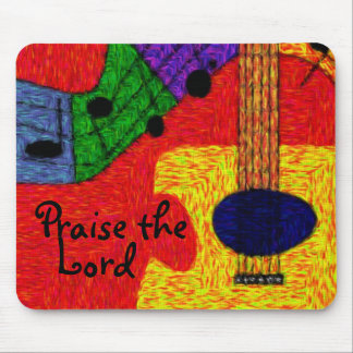 SWEET MUSIC MOUSE PAD