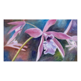 Sweet Orchid Art Card Pack Of Standard Business Cards