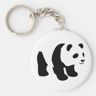 Sweet panda keychain