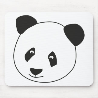 Sweet Pandybär Mouse Pad