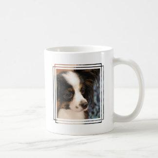 Sweet Papillon Puppy Mug