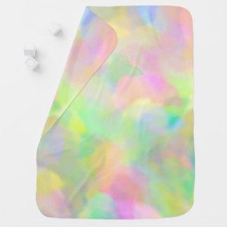 Sweet Pastels Baby Blanket
