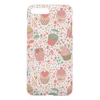 Sweet pattern iPhone 8 plus/7 plus case