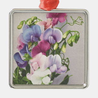 Sweet Pea 1907 Christmas Ornament