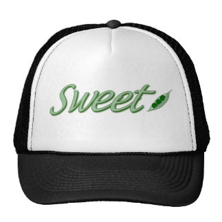 Sweet Pea Cap