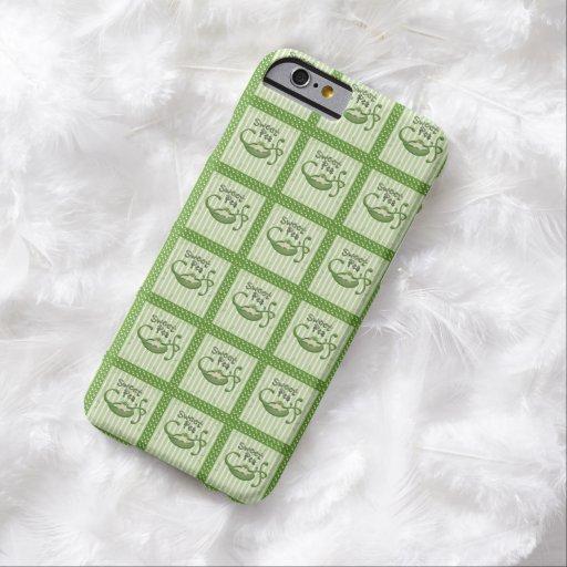 Sweet Pea iPhone 6 Case