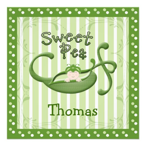 Sweet Pea Photo Art