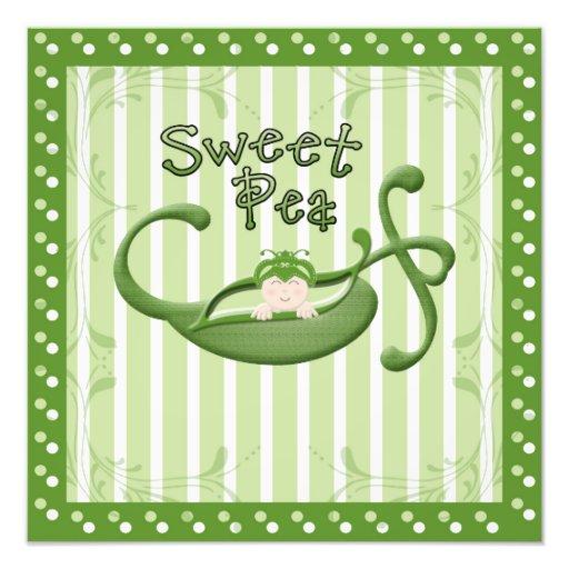 Sweet Pea Photo Print