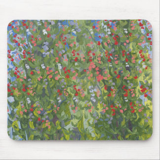 Sweet Peas 2014 Mouse Mat