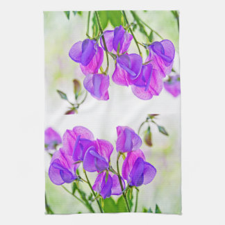 Sweet Peas Towel