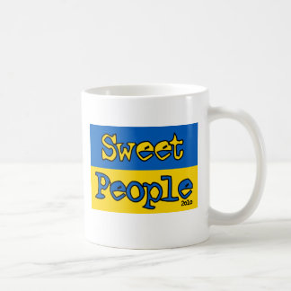 Sweet People Coffee Mug