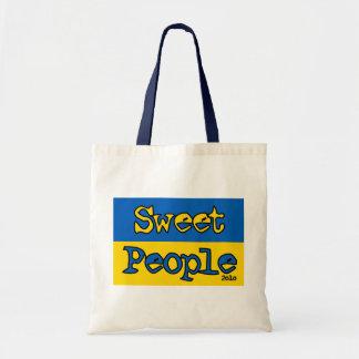 Sweet People Tote Bag