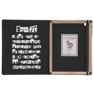 Sweet Pi Case For iPad