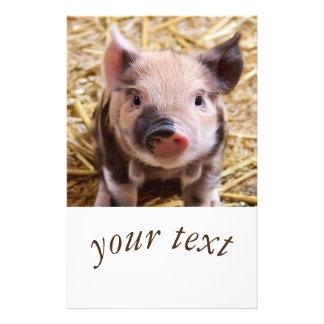 """Sweet piglet 5.5"""" x 8.5"""" flyer"""